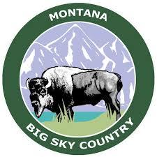 Explore Montana Big Sky Country 3 5 Car Truck Window Bumper Graphics Vinyl Sticker Decal Parks Nature Fishing Hiking Trails Wildlife Bears Wolves Deer Walmart Com Walmart Com