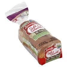 sara lee soft smooth bread 100 whole