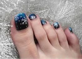 toe nail design ideas winter mco