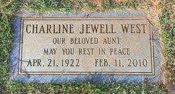 Charline Jewell Wilkie West (1922-2010) - Find A Grave Memorial
