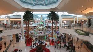 the gardens mall is a beautiful layed