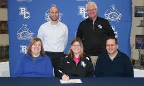 The Lady Pilots Welcome Addie Martin | Bethel University Athletics