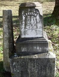 Letitia Smith Knox (1795-1878) - Find A Grave Memorial