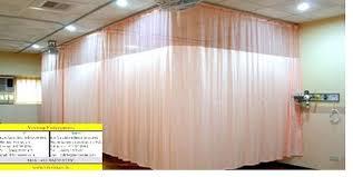 aluminium curved curtain track