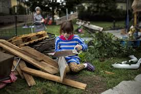 How much risk is good for kids? Parents make the case for more ...
