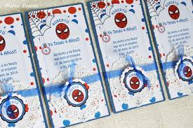 Invitaciones Cumpleanos Spiderman Para El Movil 9 Fondosmovil Net
