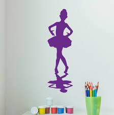 Style And Apply Little Ballerina Wall Decal Wayfair