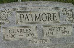 Myrtle Evans Patmore (1891-1974) - Find A Grave Memorial