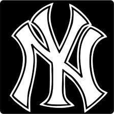 New York Yankees Sticker Decal Mlb Window Auto Car Laptop Wall New York Yankees Yankees Mlb