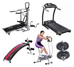 exercise machines equipment