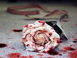 best 45 blood and roses wallpaper on