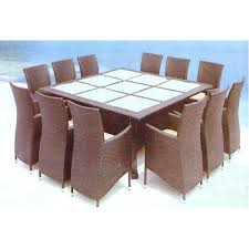 outdoor furniture 12 seater outdoor