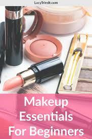 basic makeup essentials for beginners