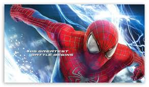 the amazing spider man 2 ultra hd