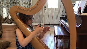 Animal Suite, Addie Phillips - Harp - YouTube