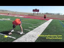 Rubio Long Snapping, Aaron Rochow, March, 2014 - YouTube