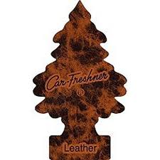 car air freshener leather 1 pk