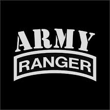 Us Army Ranger Military Vinyl Decal Sticker Window Wall Car Sign Ebay