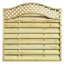 Fence Panels Wood Fence Panels For Gardens Online Jewson