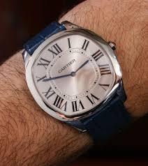 Cartier Drive Extra-Flat Watch Review ...