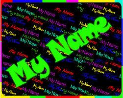 my name rain live wallpaper 1 6