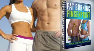 A Weight Loss Guide By Gary Watson - Fat Burning Fingerprint