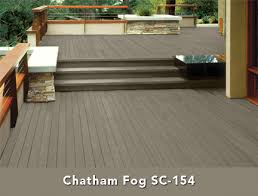 Behr Solid Color Wood Stain Chatham Fog Staining Deck Deck Stain Colors Porch Makeover