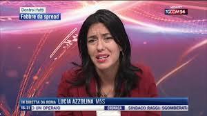 Lucia Azzolina ospite a TgCom24 - 09/10/2018 - YouTube