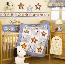 snoopy baby room baby boy bedding sets