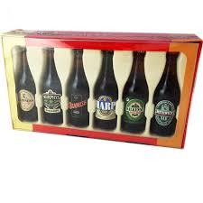 world beers miniature bottles boxed set