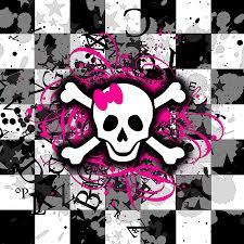 y skull wallpaper on wallpapersafari