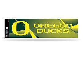 Oregon Ducks Bumper Sticker Officially Licensed Custom Sticker Shop