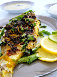 Indian Style Fried Snapper – The Spice ...