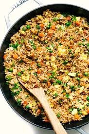 easy fried rice the recipe critic