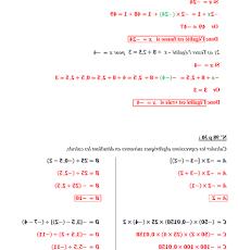 maths devoir maison n 4 calculs