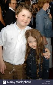 Spencer & Abigail Breslin at The World Premiere Screening of ...