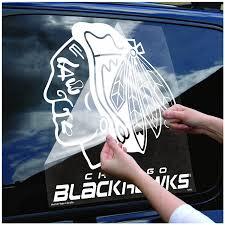 Chicago Blackhawks Nhl Team Logo Color Vinyl Decal Sticker Car Window Wall Rainbowlands Lk