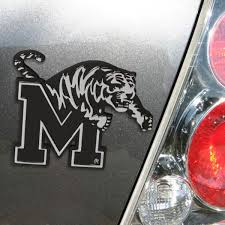 University Of Memphis Car Decals Decal Sets Tigers Car Decal C Ncaa Championship Official Online Store