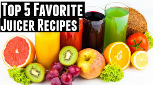 juicer recipes for energy green juice