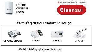 lõi lọc thay thế cleansui HGC9S HGC9E-S - Lọc nước trực tiếp tại ...