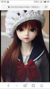 sad barbie doll