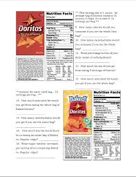solved nutrition facts sorving size 1
