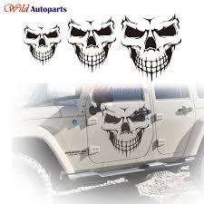 Universal Car Truck Large Graphic Evil Hood Skull Sticker Body Window Decal Vinyl For Jeep Vw Ford Mazda Skull Sticker Window Decalsuniversal Car Aliexpress