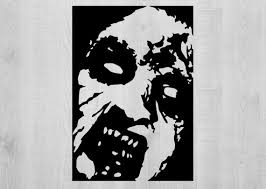 Evil Dead Decal Evil Dead Sticker Car Window Decal Hail To Etsy