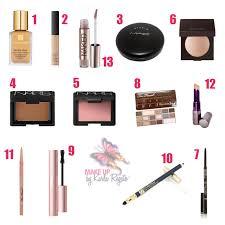 mis favoritos de makeup 2016