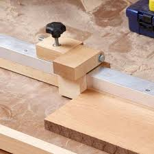 Radial Arm Saw Mitersaw Fence Stop Woodworking Plan From Wood Magazine Used Woodworking Tools Woodworking Plan Woodworking