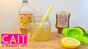 apple cider vinegar drink recipe lose