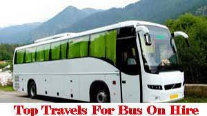 top travels for bus on hire in pune in