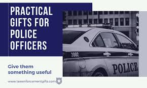 10 practical gifts for police officers