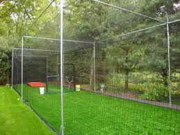 build the perfect home batting cage